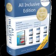 Boekhouden in Excel - All Inclusive Edition